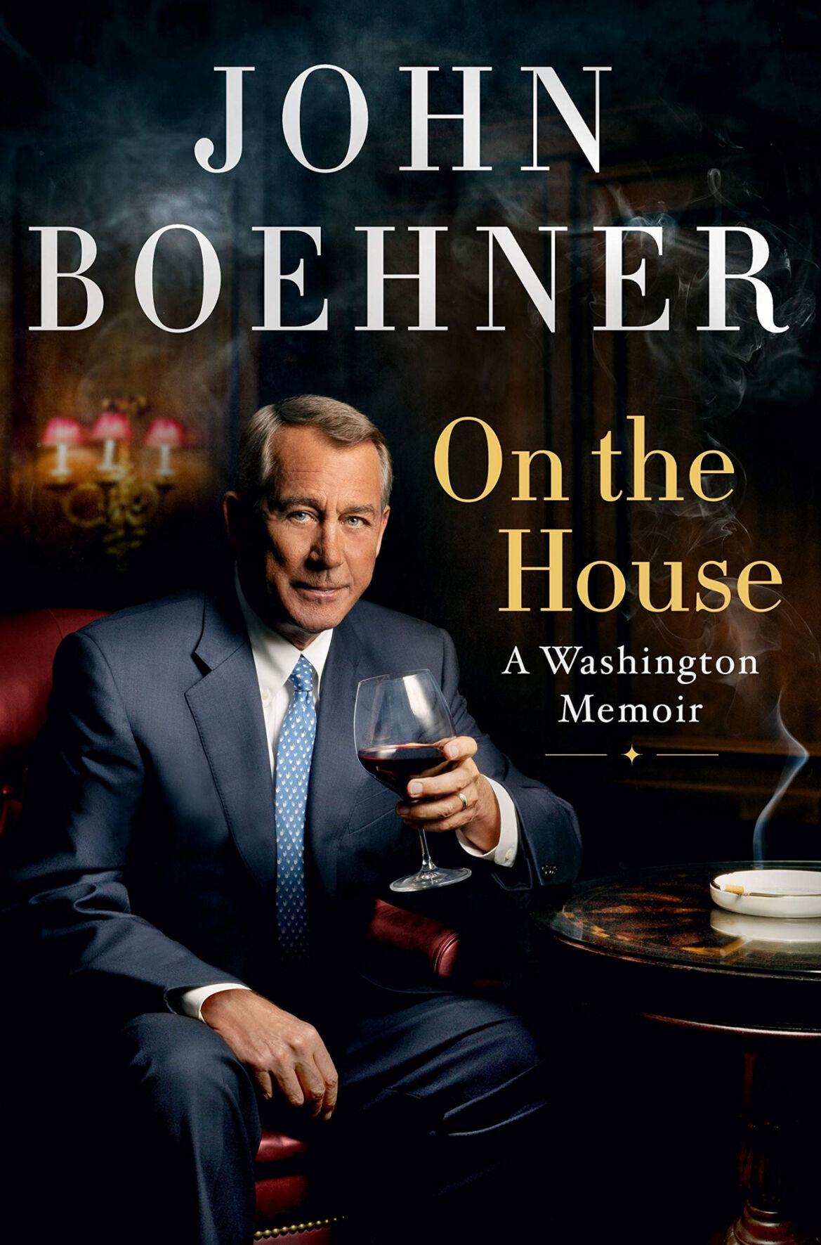 Former House speaker gets revenge in his memoir