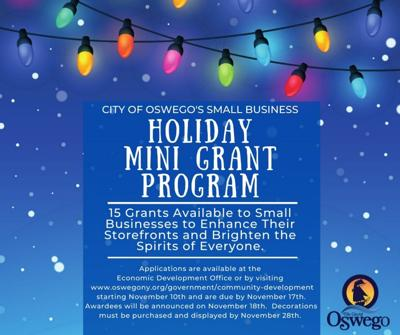 Mayor Barlow announces Holiday decoration mini-grant program for small businesses