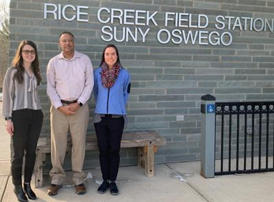RSVP of Oswego County welcomes SUNY Oswego's Rice Creek as new volunteer station