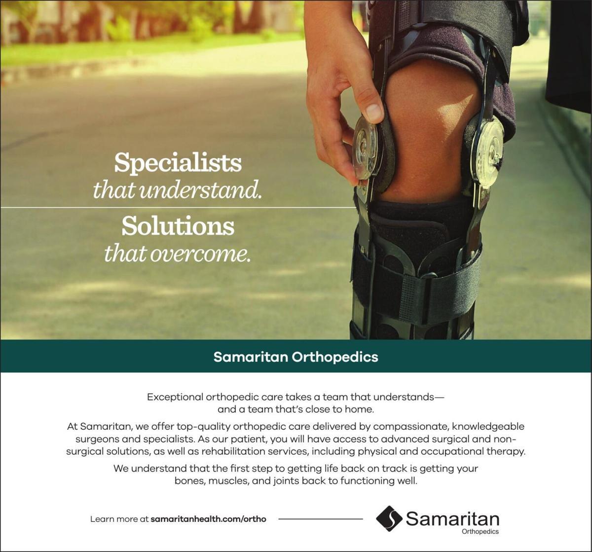 Samaritan Orthopedics