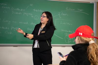SUNY Canton professor takes on fraud