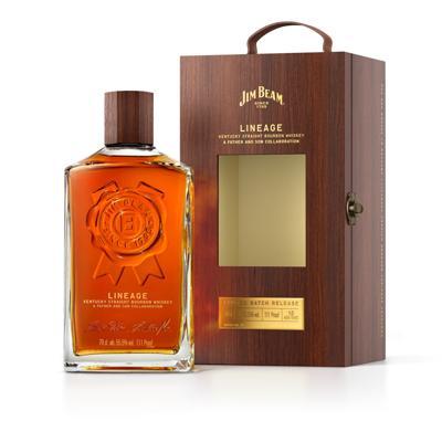 Jim Beam launches premium bourbon