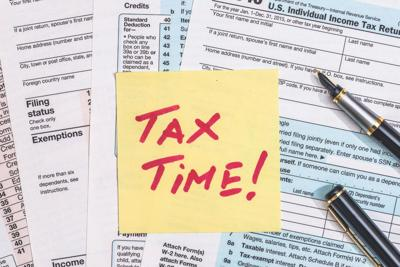 Free income tax preparation beginning February