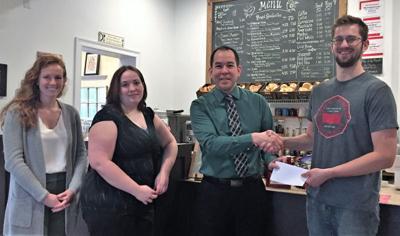 Program raises a 'latte' dough for suicide prevention