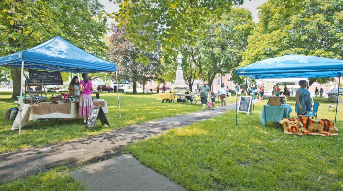 Farmers markets open in St. Lawrence Co.