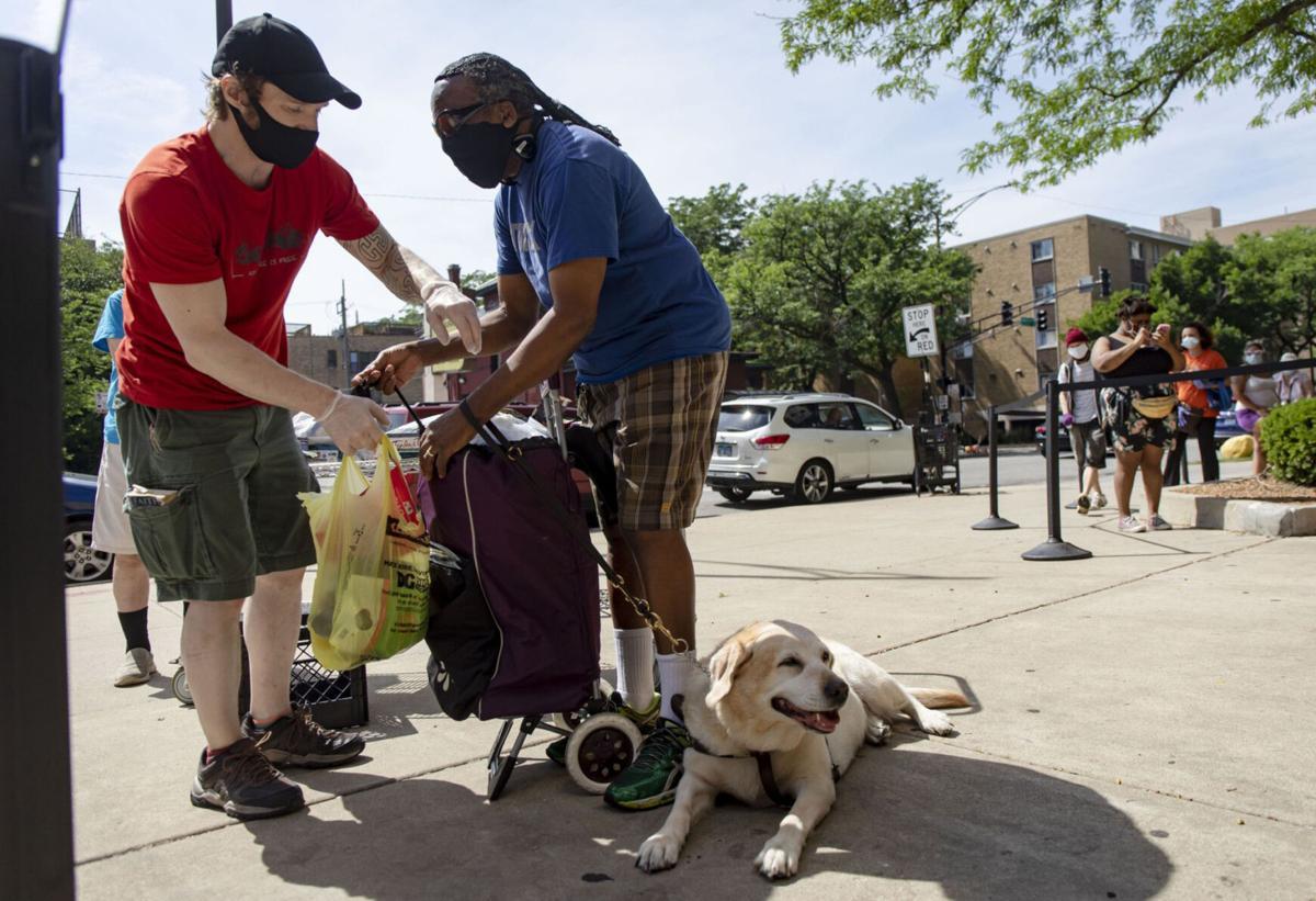 Demand escalates for pet food pantries