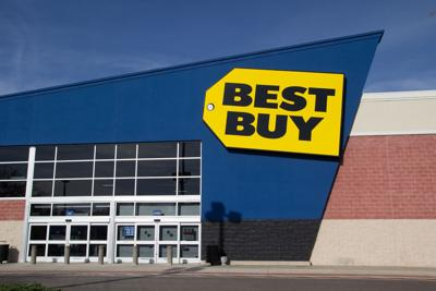 Best Buy offers free next-day delivery