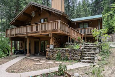 Want to own 900 acres and a home inside Yosemite?