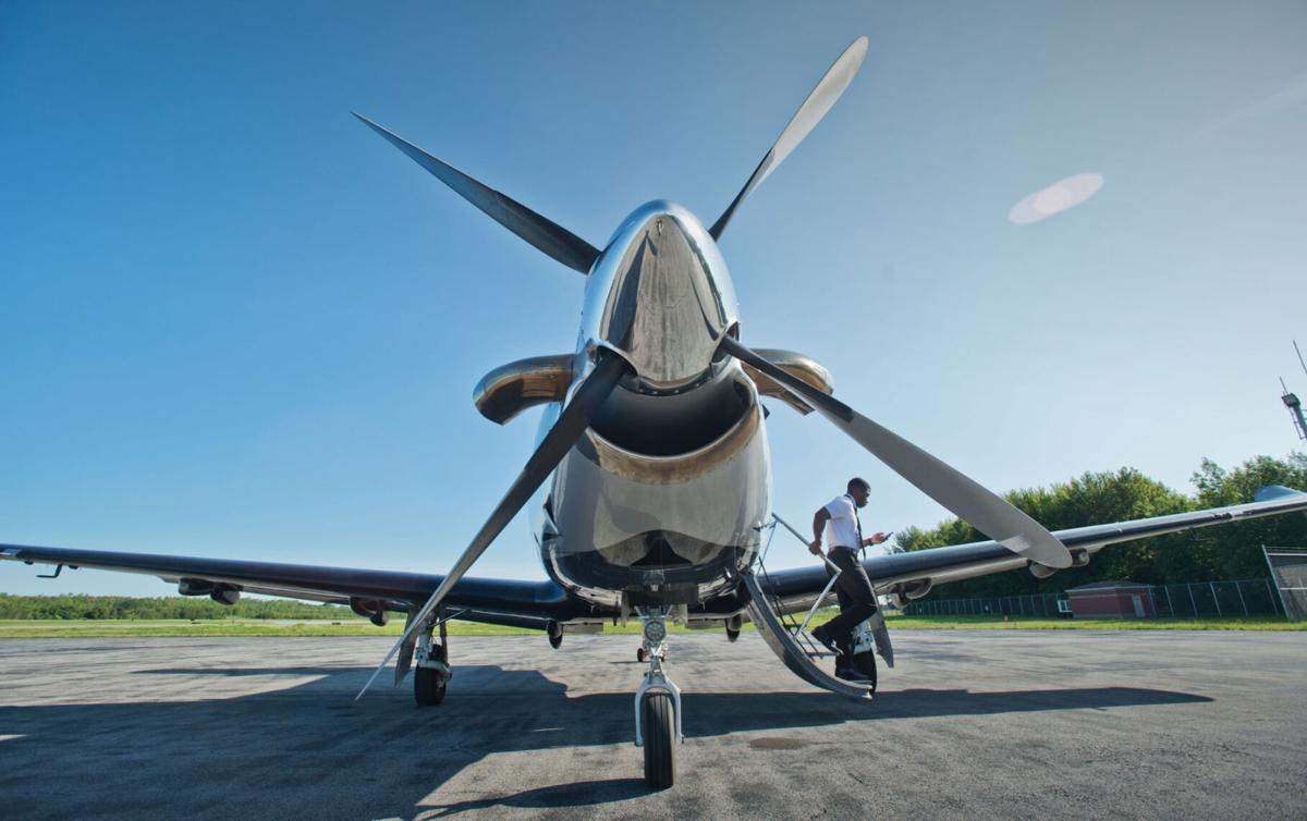 Boutique Air backs Massena's Big Bass Blowout