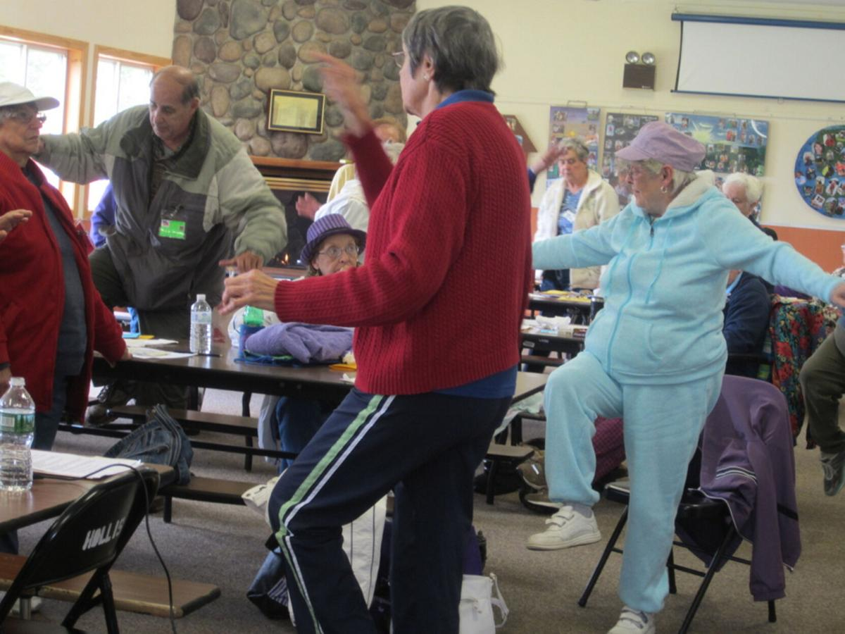 One-day retreat at Camp Hollis for seniors