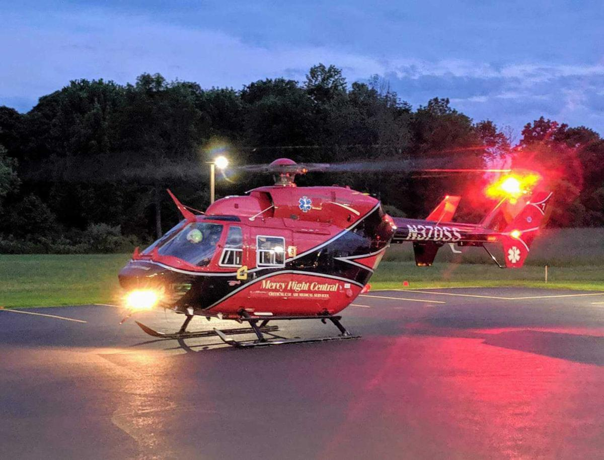 Lewis hospital to get new copter pad