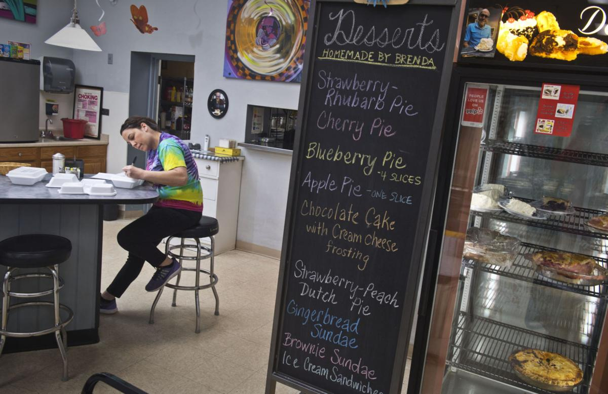 Potsdam diner serves kind words with takeout