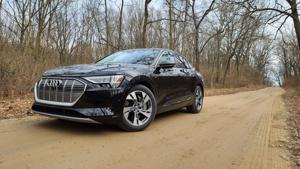 Electric or gas? Audi e-tron vs. Audi SQ5.
