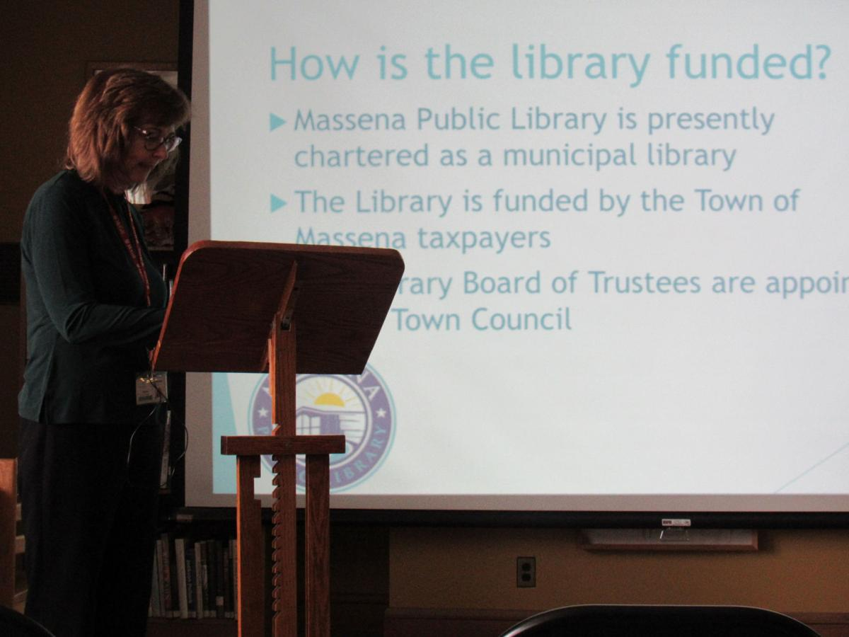Massena voters will decide issue of library funding