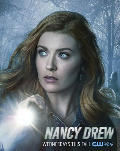 'Nancy Drew' gets a makeover on CW for an older audience