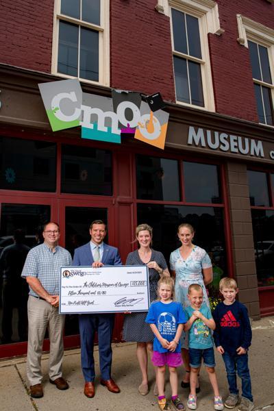 Children's Museum of Oswego receives $15,000 grant