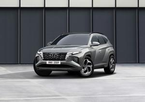 That's a Hyundai? Hyundai's 2022 Tucson SUV is hi-tech head-turner.