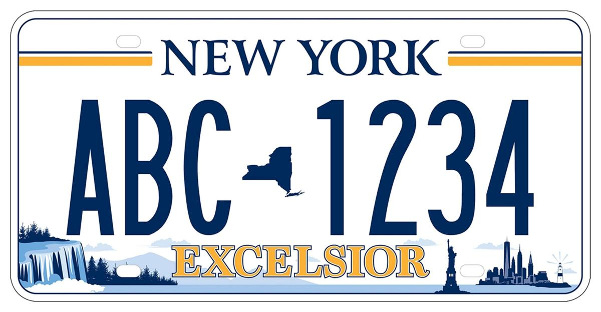 Cuomo's office: State license plate replacement mandate on hold