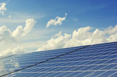 Brasher board gets update on solar project