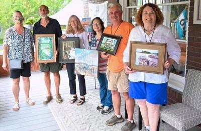 Plein Air contest winners selected