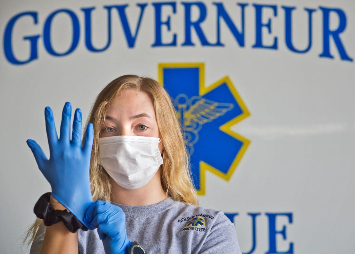 Pandemic strains rural EMS services