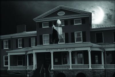 Halloween frights at museum