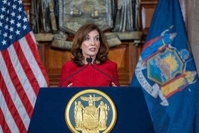 N.Y. vax mandate blocked for now