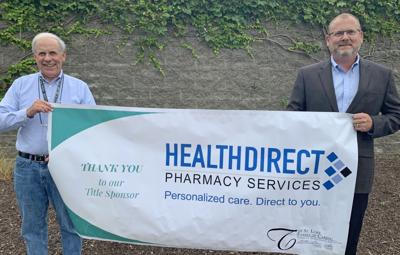 St. Luke - Boyce Memorial Charity Golf Tournament title sponsor HealthDirect Pharmacy Services leads support for resident programs