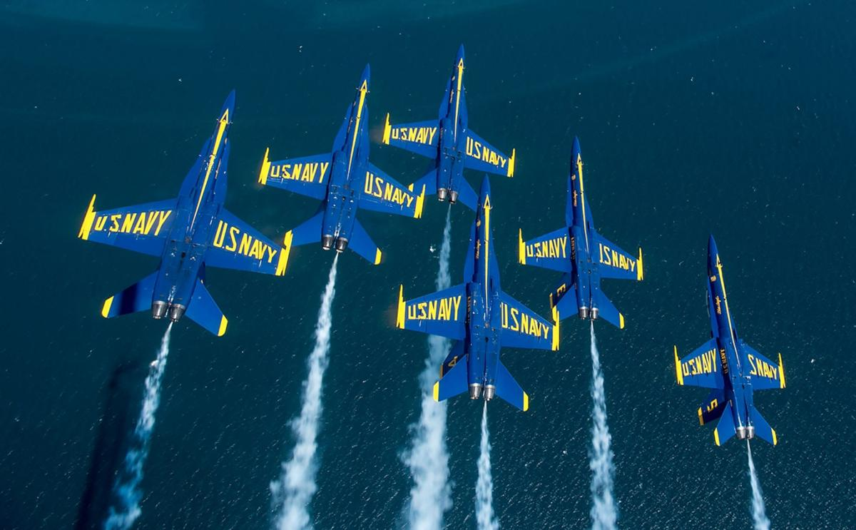 'Blue Angel' will honor local legacy