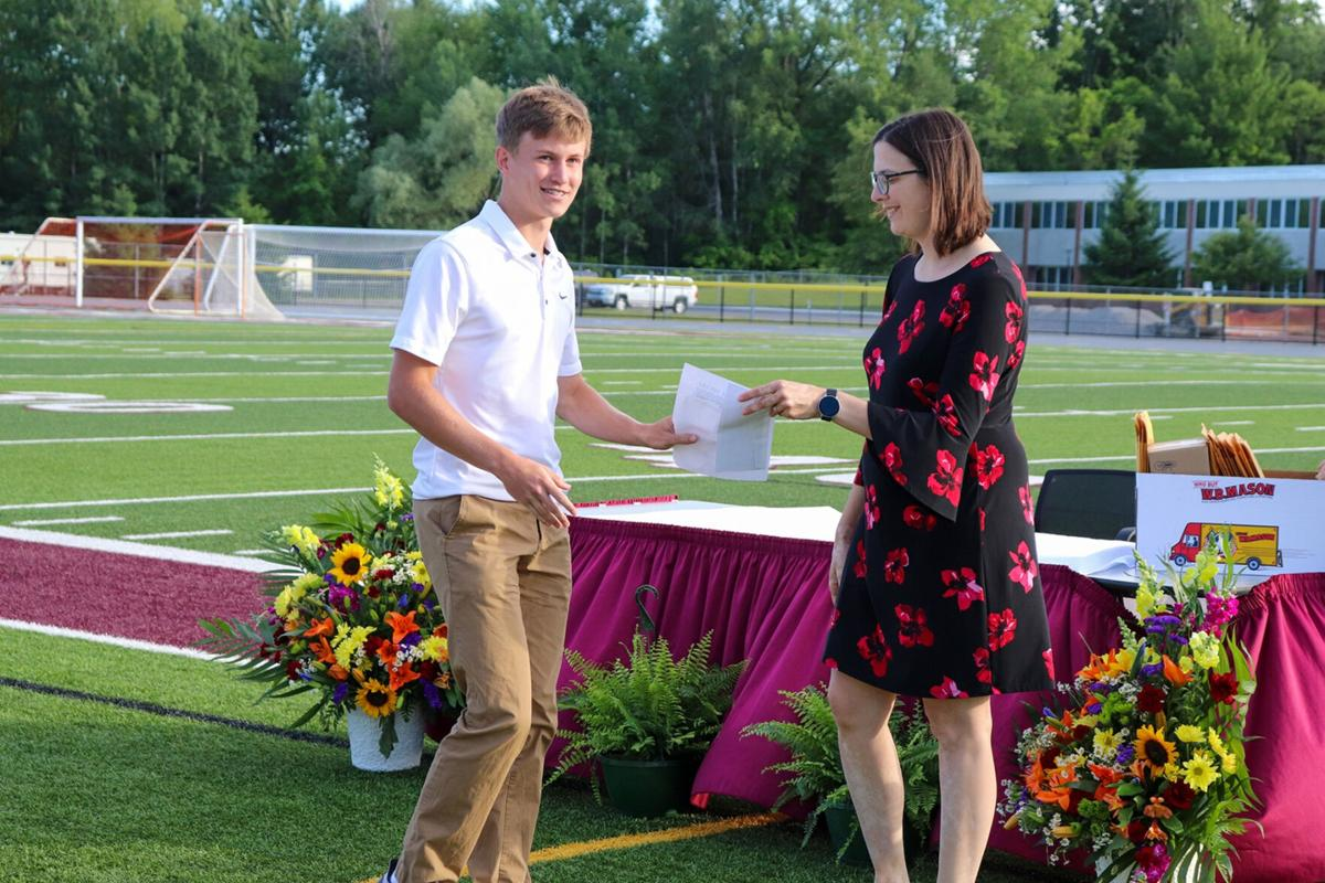 Paul V. Moore Class of 2021 earns over $100,000 in scholarships