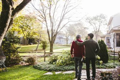 Preventing dementia-related wandering
