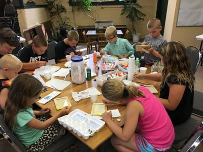 Local libraries offer summer reading programs