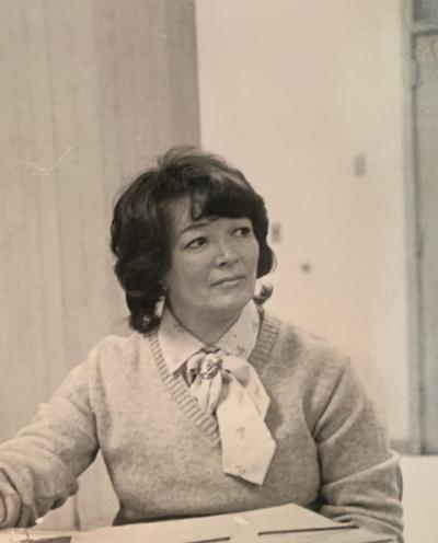 Isabella F. Poirier