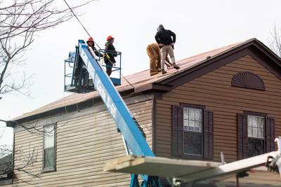 Historic site roof replaced in Sackets