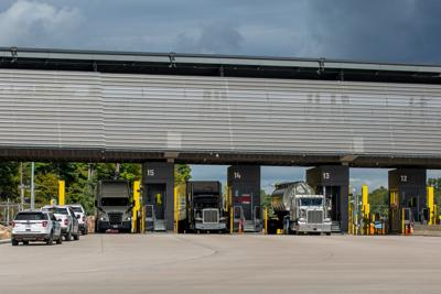 Retailers applaud border reopening