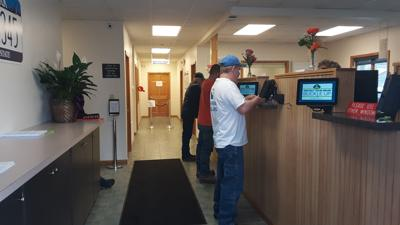 Area DMVs to start limited in-person services