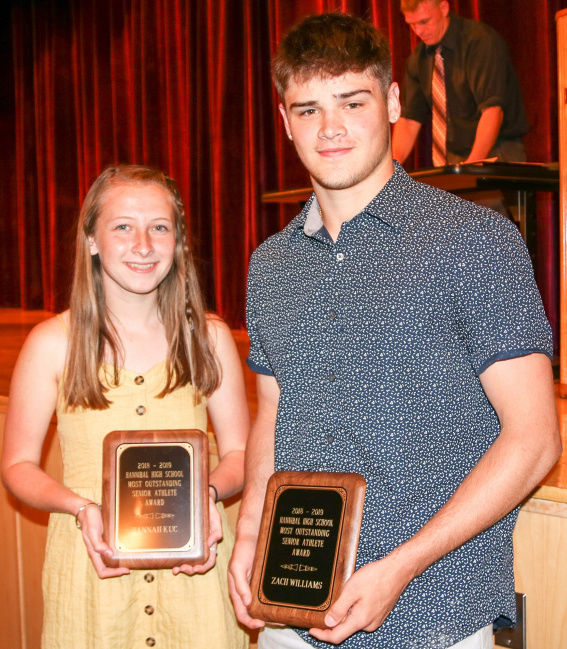 Sports Boosters honor Warrior student-athletes