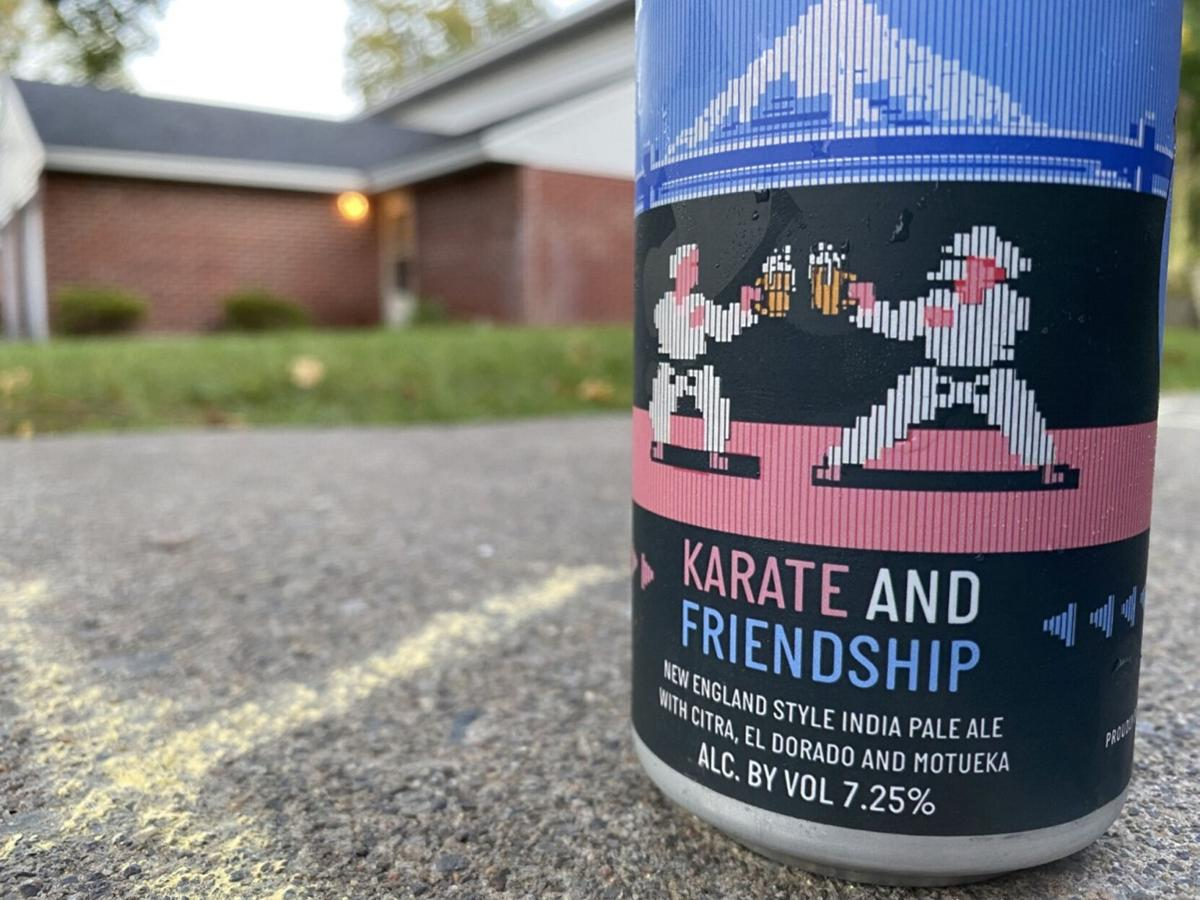 Beers paired with movie theme