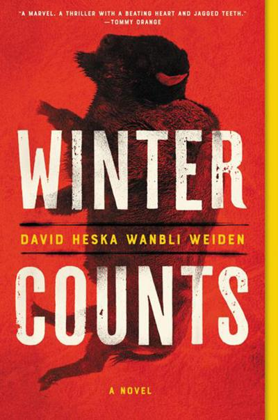 In 'Winter Counts,' Native American culture meets vigilante justice