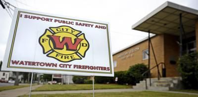 City, fire union to begin talks about new contract