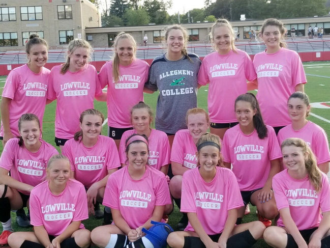 Women's Soccer League wraps up
