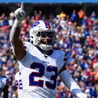 Bills start 3-0 after late score beats Bengals