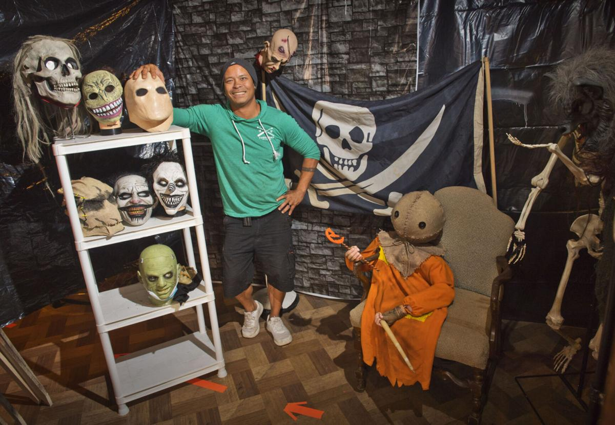 Massena Haunt returns this weekend 8th annual Halloween event opens Saturday at Chamber of Commerce building