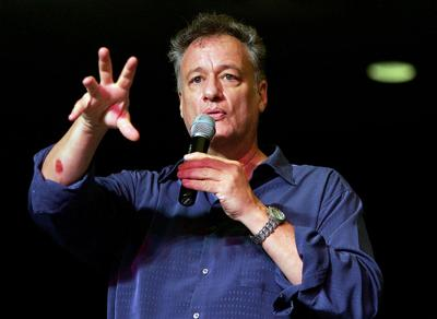 John de Lancie is back as Q