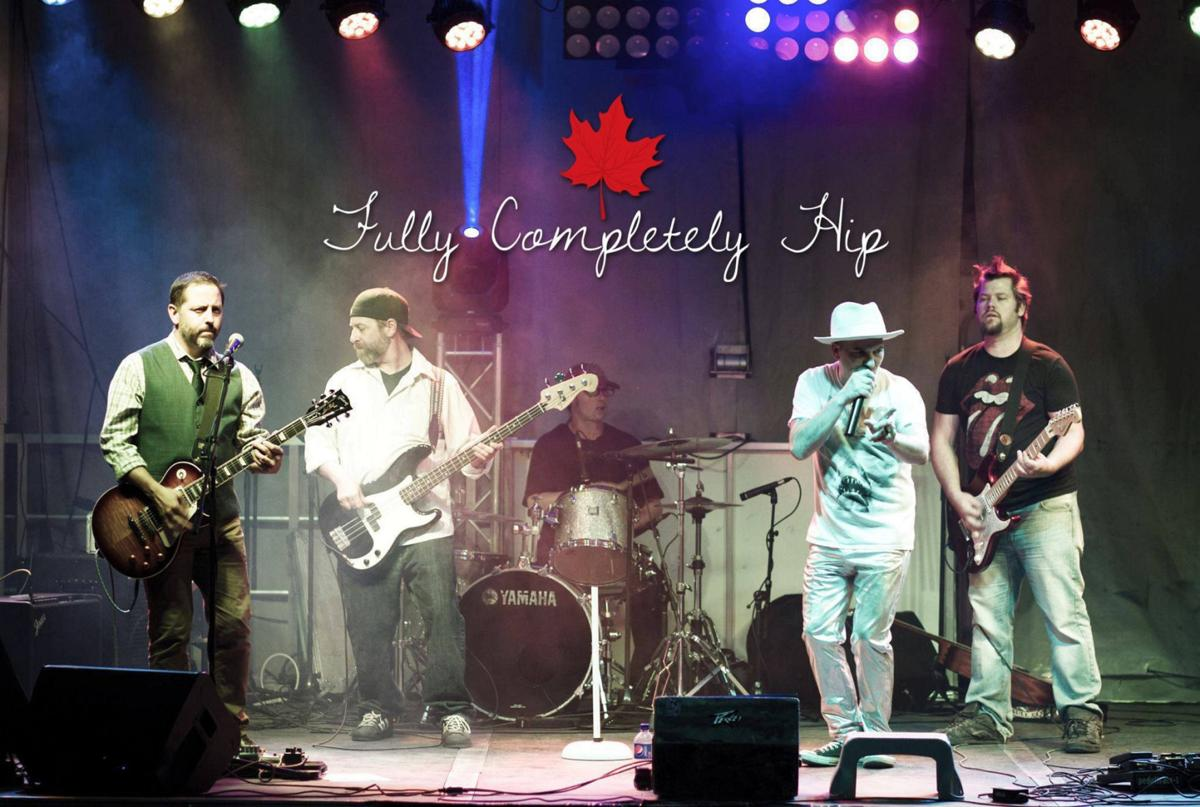 Tragically Hip tribute band keeps music alive for NNY fans of Canadian rock icons
