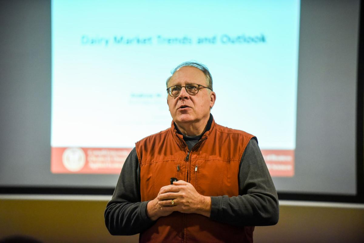 Cornell professor offers dairy predictions