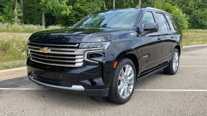 2021 Chevrolet Tahoe SUV sets standard for big SUVs.