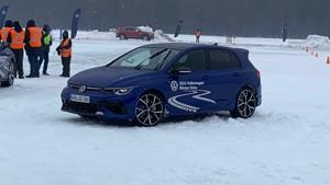 2022 VW Golf R gives big performance in a compact size.