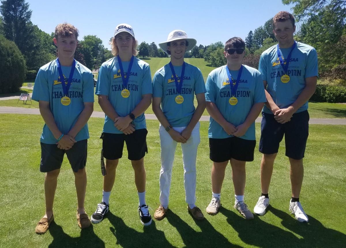 Buccaneers take the Section 3 Large School Division I golf championship