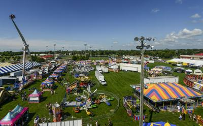Despite losses, city decides not to lower fee to use fairgrounds